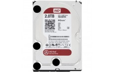 Ổ cứng HDD WD 2TB WD20EFRX  (Đỏ)